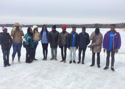 Minnesota Visit 2018