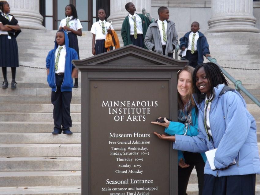 Minnesota Visit 2015