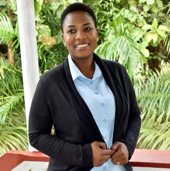Mrs. Oladipo, Elizabeth