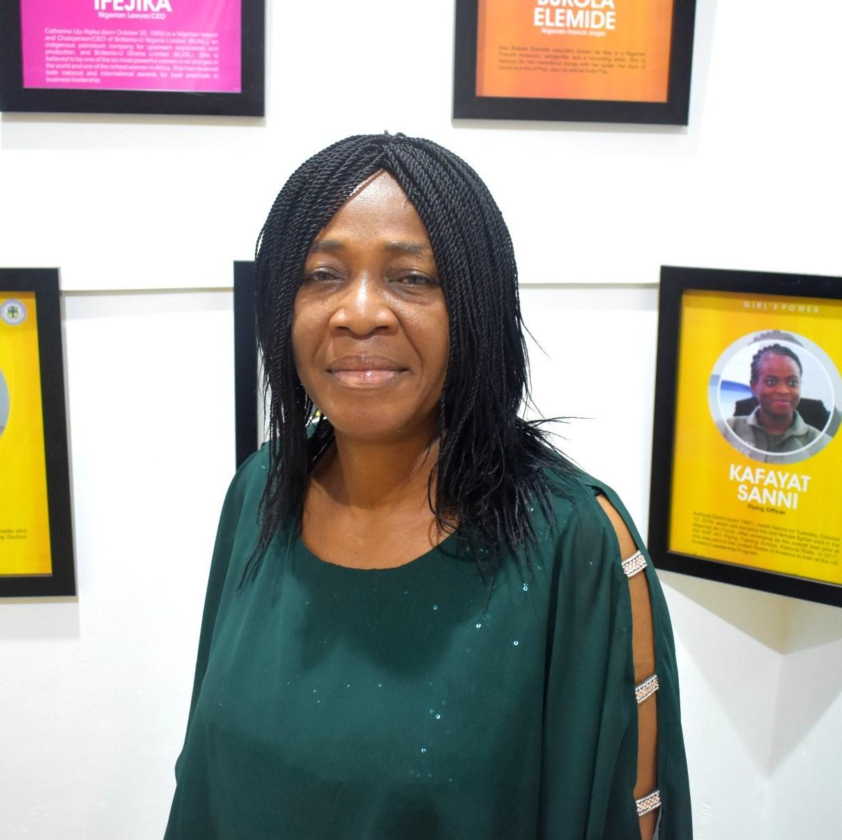 Mrs. Olatunji, Iyabo