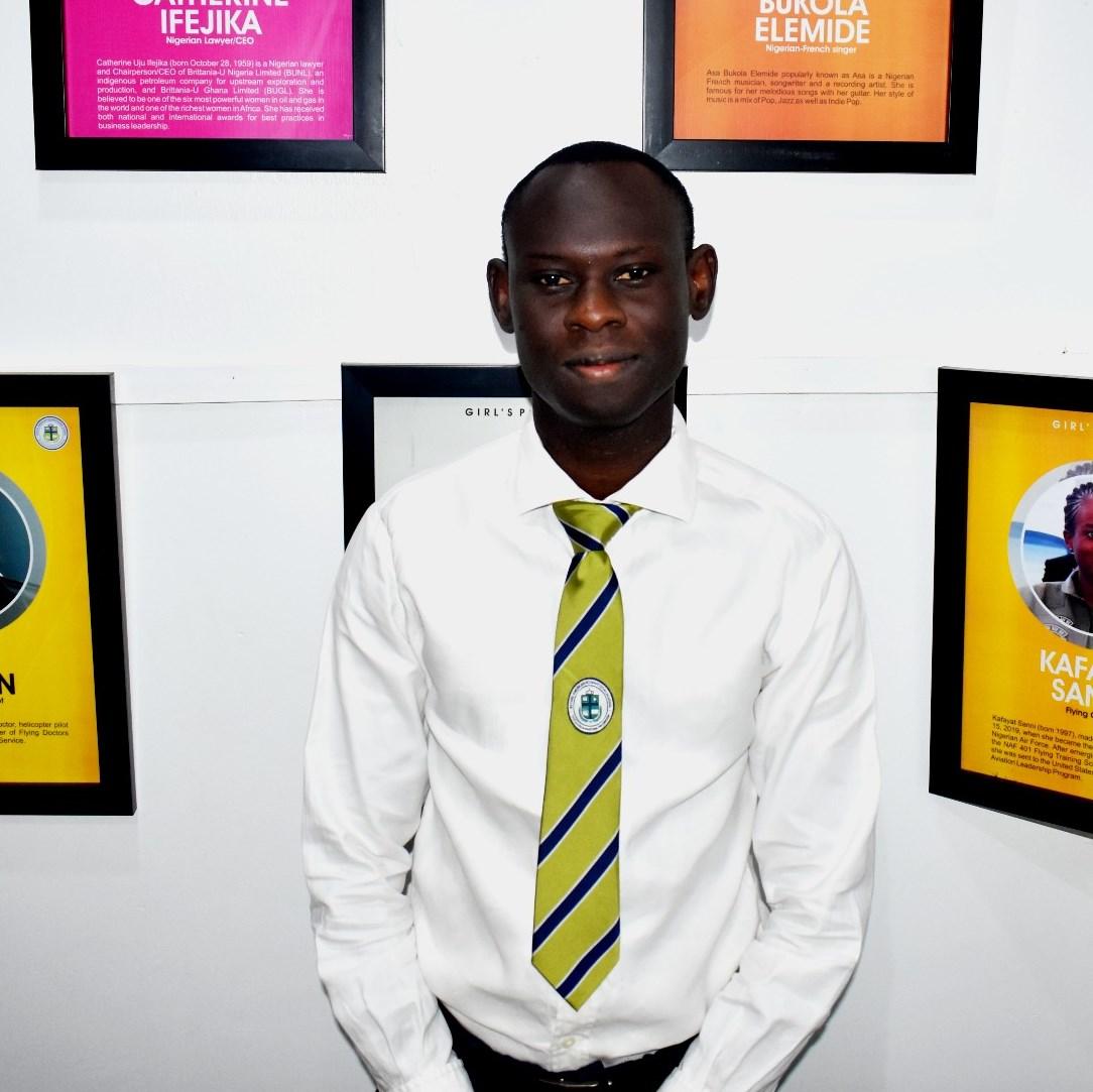 Mr. Olagoke, Olarenwaju