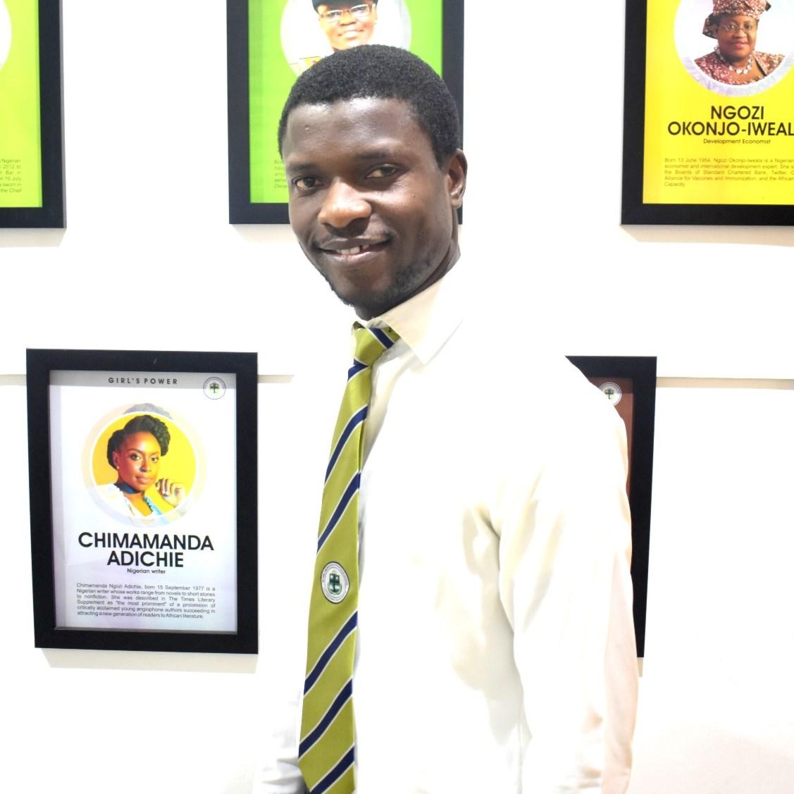 Mr. Olatunji, Olawale
